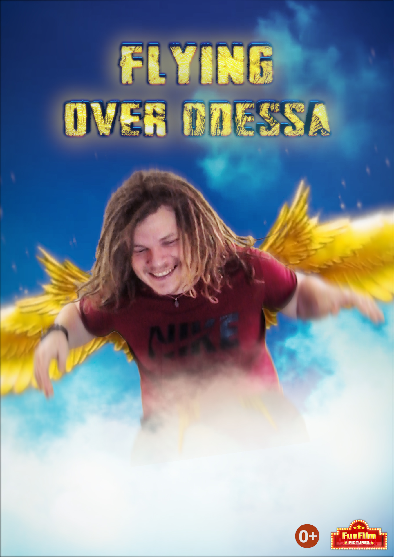 FLYING OVER ODESSA POSTER EN 2 - Flying over Odessa