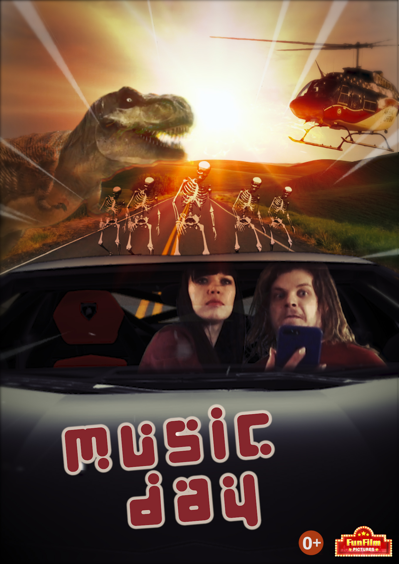 MUSIC DAY POSTER 2 - Music Day