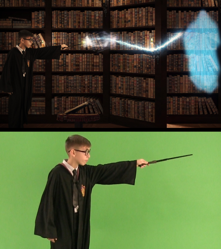 POTTER 4 - Superheroes