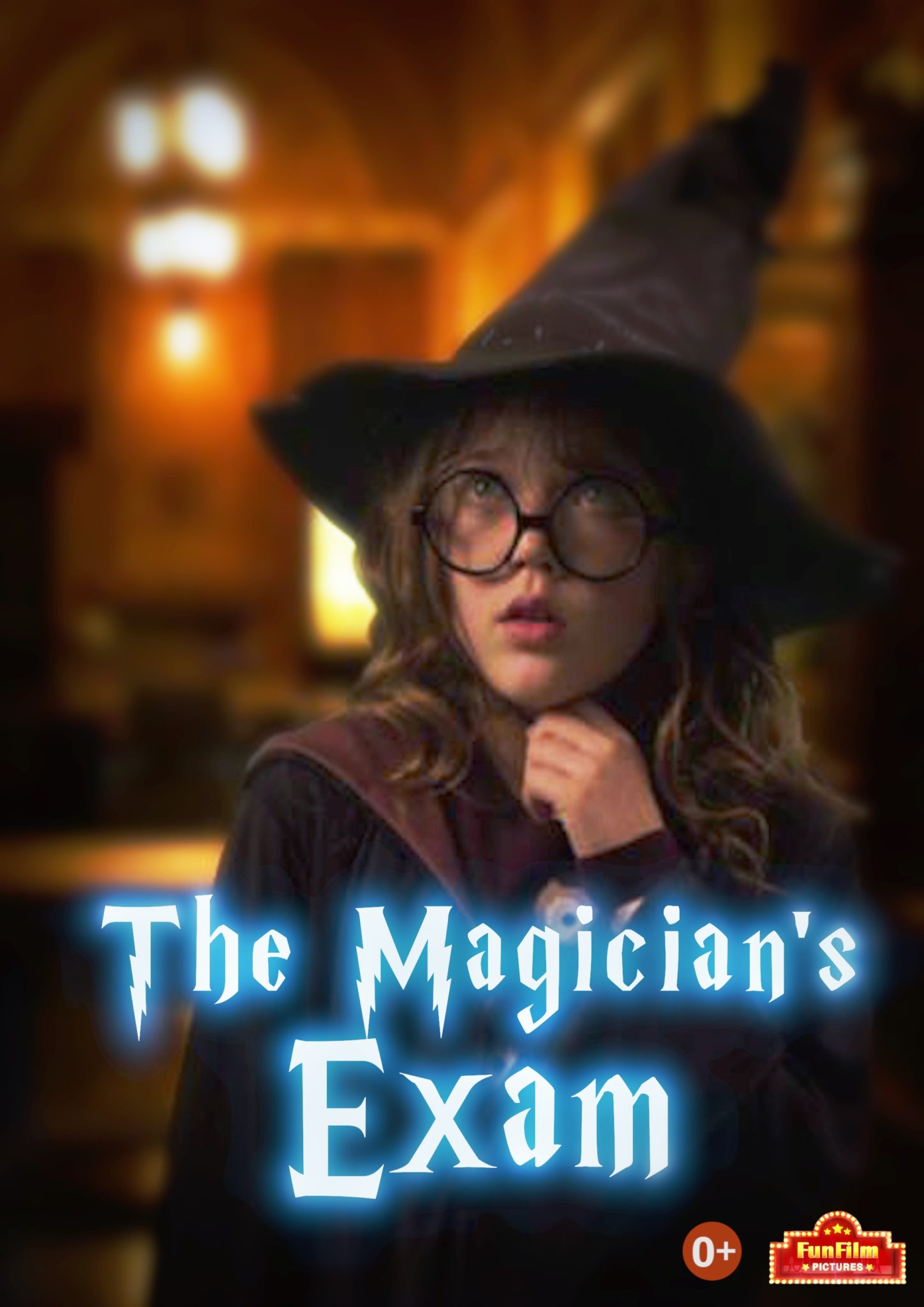 potter poster agata EN 13 07 18 - The Magician's Exam