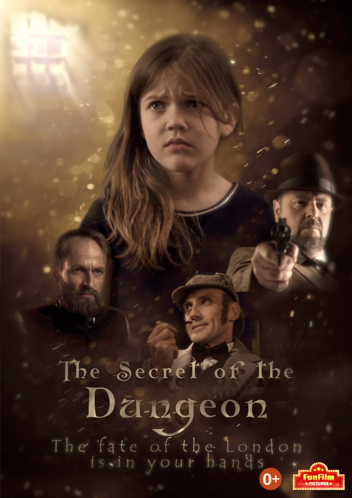 sherlock poster agata EN 13 07 18 - The Secret of the Dungeon